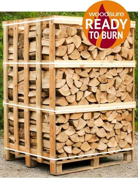 Kiln Dried Logs - Gill Stoves